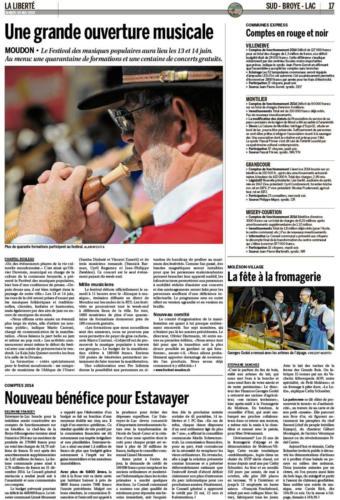FMPM revue presse 2015 05 30 Liberte